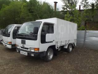 Nissan Atlas. Без пробега с аппарелью, 2 700куб. см., 1 500кг., 4x4