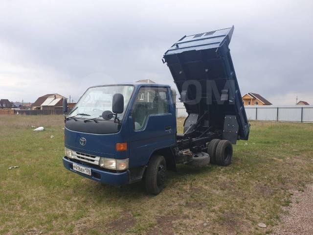 Toyota Dyna. Продам самосвал 4WD toyota dyna 1996, 4 100куб. см., 2 500кг., 4x4