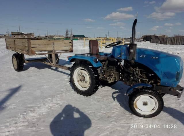 Xingtai. Трактор синтай 180, 18,00л.с.