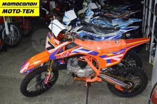 Мотоцикл Кросс Motoland 125 WRX125, дилер МОТО-ТЕХ, Томск, 2020
