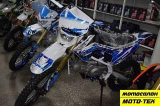 Мотоцикл Кросс 125 APEX125 MotoLand, оф.дилер МОТО-ТЕХ, Томск, 2020