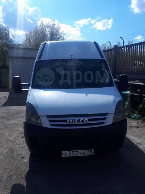Iveco Daily. 2011 года, 19 мест, С маршрутом, работой