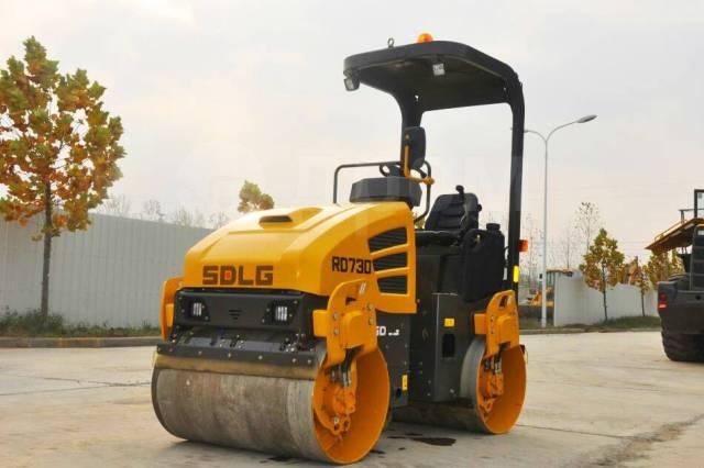 SDLG RD730. Каток дорожный