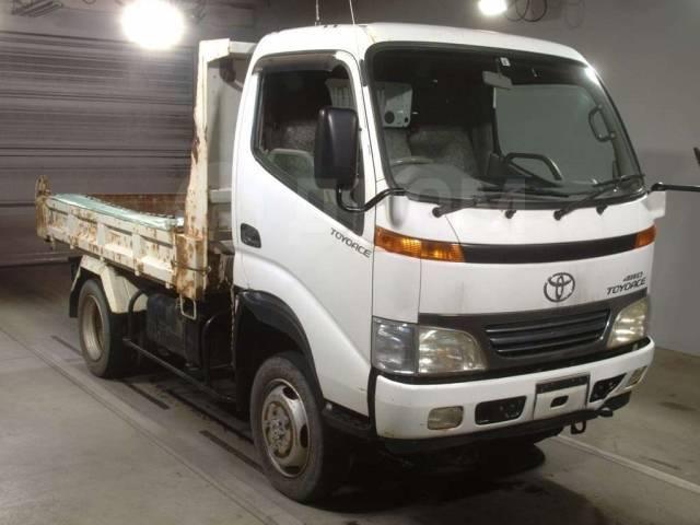 Toyota Dyna. Продам грузовик на ГТД, 4 600куб. см., 2 500кг., 4x4