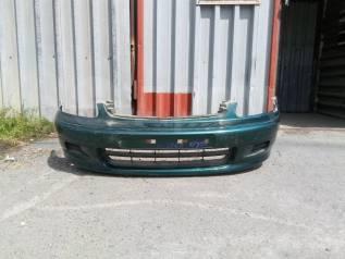 Бампер передний honda logo ga3 вторая модель
