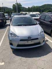 Toyota Aqua 2015 год - 1100 рублей/сутки под такси! Выходные, приоритет!