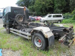 Самосвальная установка на мусоровоз HIAB(мультилифт под съёмный кузов