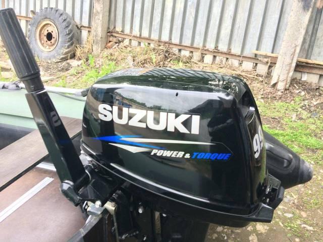 Suzuki. 2016 год, длина 5,00м., двигатель подвесной, 9,90л.с., бензин
