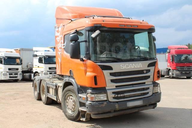 Scania P440. , 12 000куб. см., 33 500кг., 6x4. Под заказ