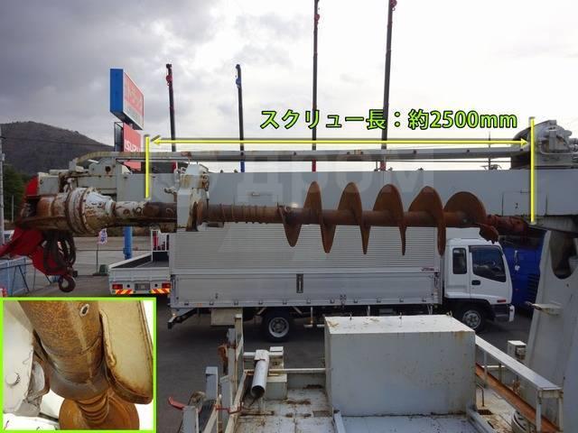 Isuzu Forward. Isuzu forward Буровая Aichi D70A, 8 200куб. см., 5 000кг. Под заказ