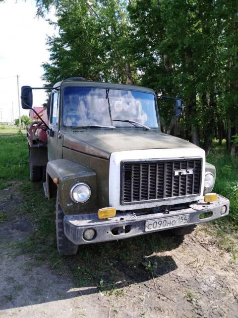 ГАЗ 33073. Продам газ 33073 асенизатор, 4 250куб. см.