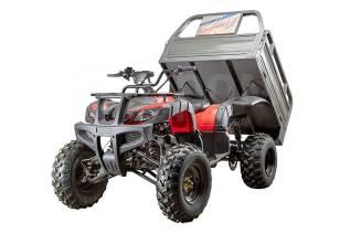 Квадроцикл с кузовом SLOGGER, 2020