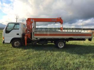 Isuzu Elf. Продаётся грузовик , 3 500кг., 6x4