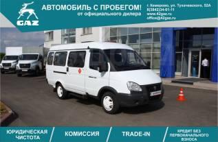 ГАЗ 32213. ГАЗ-32213 (Автобус 2013 г. в. с двигателем ЗМЗ 405! )!, 13 мест, В кредит, лизинг