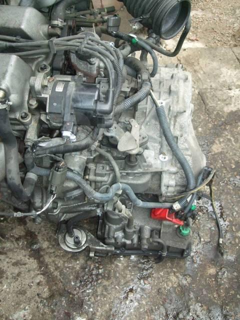 АКПП на Nissan Liberty PM12 SR20 RE0F06A