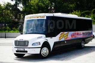Новый лимузин Party Bus для большого праздника! Мы Работаем для Вас!. С водителем