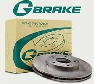 Диски тормозные G-Brake пр. Япония Доставка. Установка. Отправка