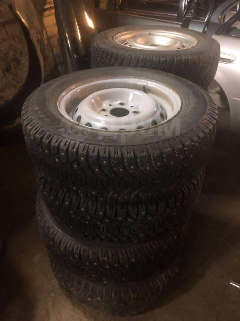 """Комплект зимних колёс R-13. x13"""" 4x98.00"""