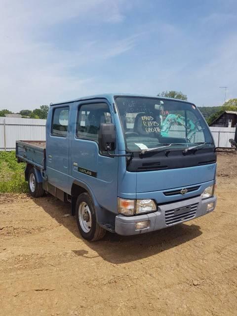 Nissan Atlas. 4WD рама R8F23 двс QD32, 3 200куб. см., 1 000кг., 4x4