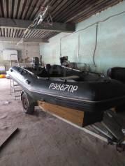 Лодка BRIG 420