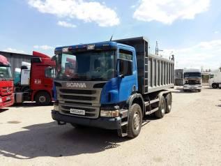 Scania P. Самосвал Scania p380 2012 год Скания, 11 705куб. см., 25 500кг., 6x4
