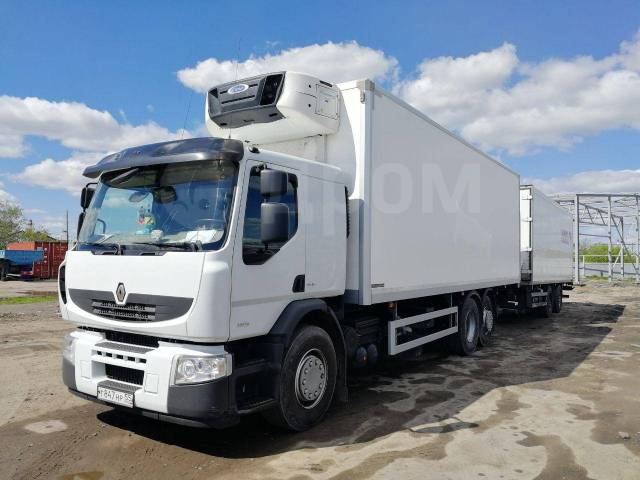 Renault Premium. Продажа в Омске, 10 837куб. см., 13 852кг., 6x2