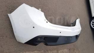 Mazda 3 BL бампер задний