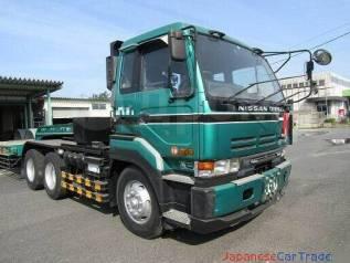 Nissan Diesel. Тягач , 16 990куб. см., 6x4. Под заказ