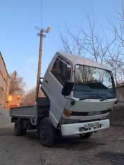 Isuzu Elf. Продается грузовик, категория B, 1992г., 4WD, пониженная, 2 800куб. см., 2 000кг., 4x4