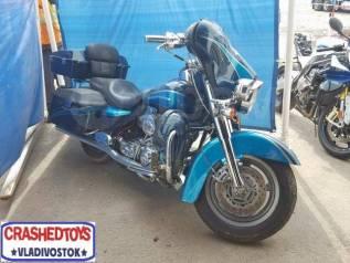 Harley-Davidson CVO Ultra Classic Electra Glide. 1 700куб. см., исправен, птс, без пробега