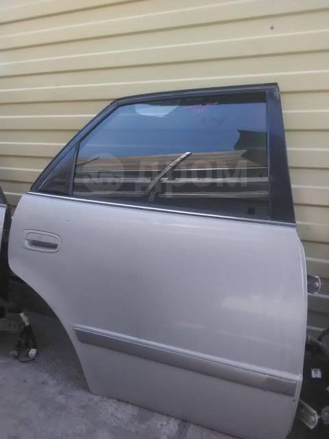 Дверь боковая. Toyota Sprinter, AE110, AE111, AE114 4AFE, 4AGE, 5AFE, 4AGELU