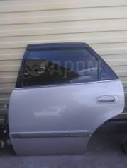 Дверь боковая задняя левая Toyota Sprinter, AE110, AE111, AE114