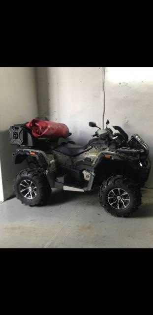 Stels ATV 800G Guepard Touring. исправен, есть псм\птс