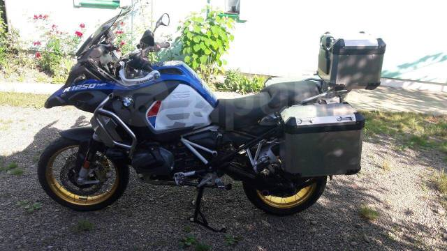 BMW R 1250 GS Adventure. 1 250 куб. см., исправен, без птс, без пробега
