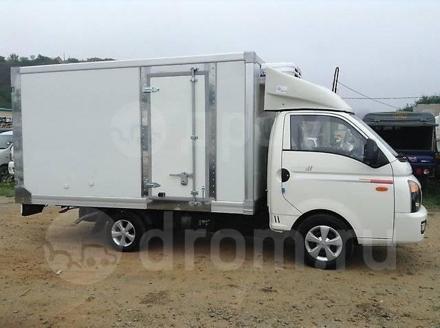 Hyundai Porter II. Абсолютно новый , рефрижератор с завода Южной Кореи, 2 500куб. см., 1 200кг., 4x2