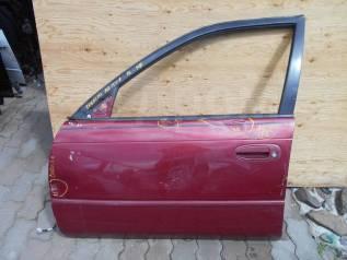 Продам дверь переднюю для Toyota Corolla #E10# 91-02