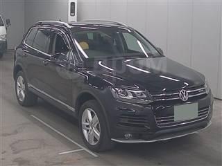 АКПП автомат LUA 8-ступенчатая Volkswagen Touareg 2012 NF 0C8300036G