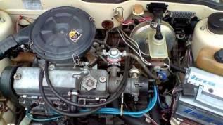ВАЗ 2109 двигатель