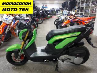 Скутер VENTO NAKED (50 / 150 см3), МОТО-ТЕХ, Томск, 2020