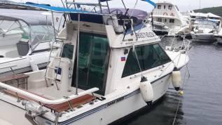 Аренда катера 27 футов - отдых, рыбалка