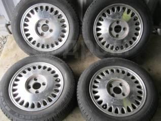 Колеса Michelin 195/60R15. 5.5J +45 PCD114.3/4H