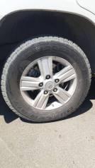 """Комплект колёс для ТЛК-200 285/60/18. 8.0x18"""" 5x150.00 ET60 ЦО 110,1мм."""