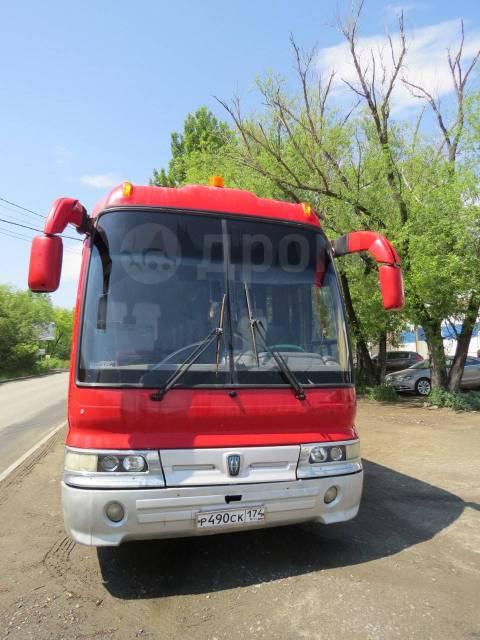 Hyundai Aero Queen. Автобус , 44 места