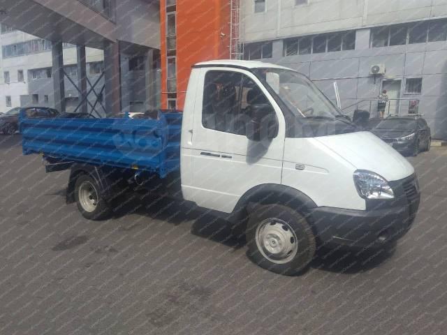 """ГАЗ 3302. Самосвал ГАЗ-3302 """"ГАЗель-Бизнес"""", 4х2, 2 690куб. см., 1 660кг., 4x2"""