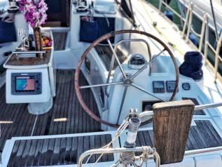 Аренда парусной яхты. Отдых, морские прогулки. ОТ Собственника. 10 человек, 15км/ч