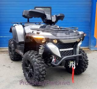 Linhai-Yamaha 550, 2020