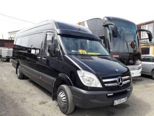Заказ аренда автобуса с водителем Mercedes-Benz Sprinter