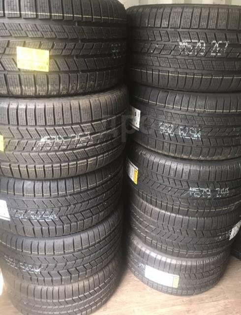 Pirelli Scorpion Ice&Snow. зимние, без шипов, новый