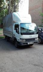 Mazda Titan. Продается грузовик мазда титан, 2 000куб. см., 1 500кг., 4x2