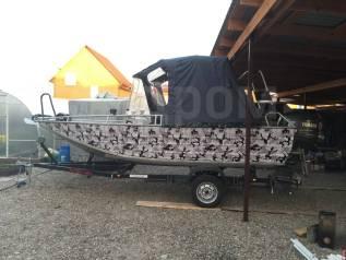 Продам катер Master 510 - 115 л/с Возможен Обмен
